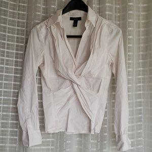 Alfani long sleeve shirt